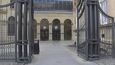 A picture of Edinburgh Sheriff Court