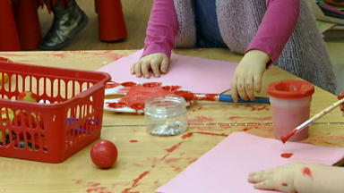 Crafts: Chance to make arts and crafts in Airdrie