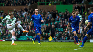 Premiership: Celtic beat Inverness 5-0 the last time the two sides faced each other at Celtic Park.