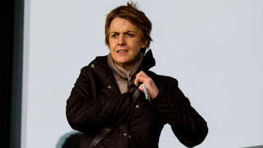 Leeann Dempster: Insists all staff are paid the living wage (file pic).
