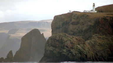 Cape Wrath and Cape Wrath Lighthouse in Sutherland, the Highlands Creative Commons image