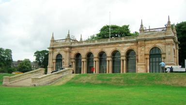 Baxter park Dundee