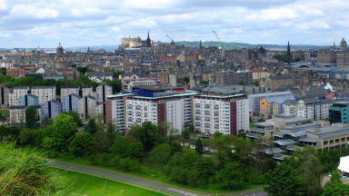 Edinburgh: Local authority hits out at system for funding councils.