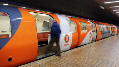Glasgow Subway: The incident occurred at Cessnock Station.