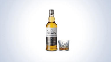 Aldi's Glen Orrin Scotch malt whisky, which won an award at the International Spirits Challenge 2014. Image from Aldi.