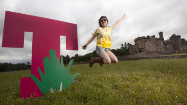 Strathallan Castle, new venue for T in the Park