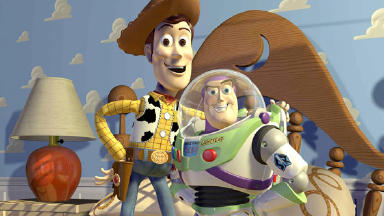 Third time lucky: Woody and Buzz are returning for Toy Story 3