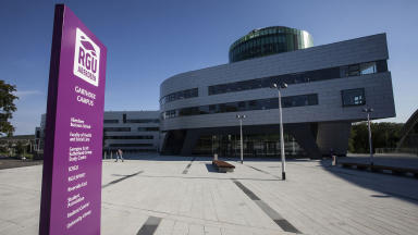 RGU: Fewer students from oil-producing countries are enrolling (file pic).
