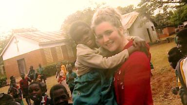 Lauren Strain Malawi  St Margaret's High school  pupil July 4 2014
