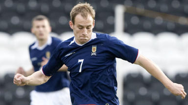 David Gray made two Scotland under-21 appearances.