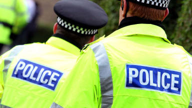Police: Officers arrested seven after the raids.