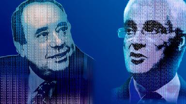 Salmond & Darling - The Debate 5th August