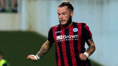 On the move: Stevie May held talks with both Rotherham and Sheffield Wednesday on Friday