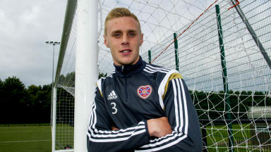 Prepared: Kevin McHattie has pinpointed the first ten minutes as a key stage int he Edinburgh derby.