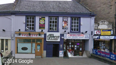 Fubar nightclub Stirling from Google Streetview