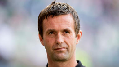 Ronny Deila's Celtic will be in Europa League action.