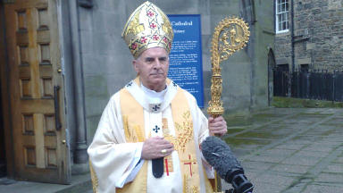 Apology: Cardinal Keith O'Brien.