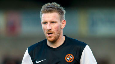 Michael Gardyne has returned to Ross County on loan from Dundee United.