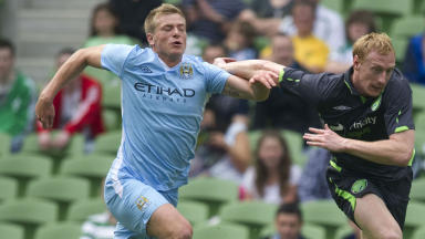 John Guidetti, Manchester City, Premier League