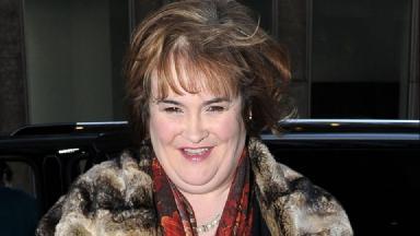 Susan Boyle: Sang Wizzard hit.