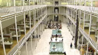 The National Museum of Scotland has been shortlisted