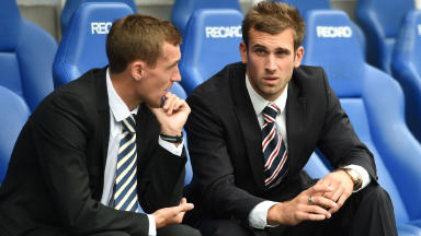 Rangers goalkeeper Cammy Bell faces another three months out for Ally McCoist's side.