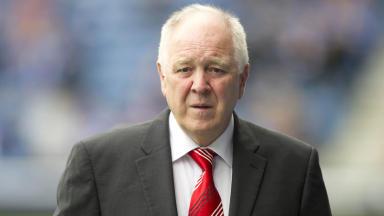 Aberdeen boss Craig Brown.