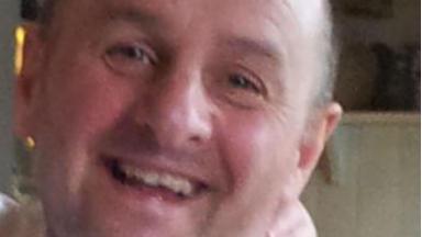 Paul Harley missing person Dumbarton October 1, 2014.