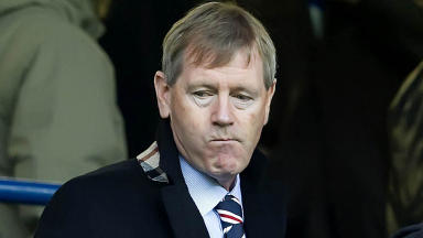 Rangers director Dave King.