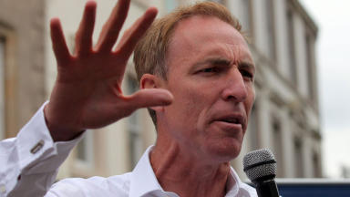 Jim Murphy: Quality image of East Renfrewshire MSP