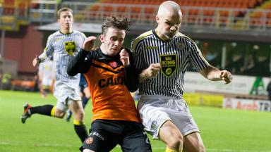 Jim Goodwin, Dundee United v St Mirren