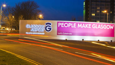 Glasgow Airport: Workers will be voting on industrial action along with staff in Aberdeen.
