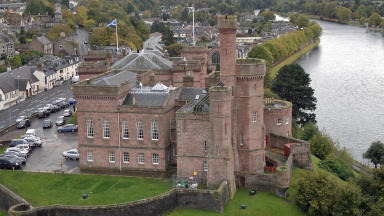 Inverness: Major funding deal announced (file pic).