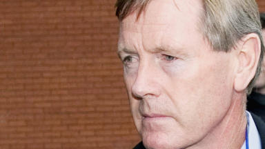 Dave King: The Rangers director said he had approached the SFA over taking on an 'increased role' in the club.