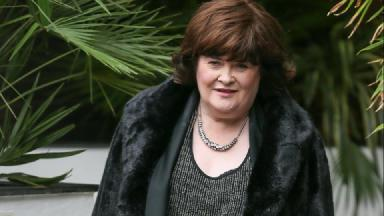 Susan Boyle: Singer was diagnosed with Asperger syndrome in 2013 (file pic).