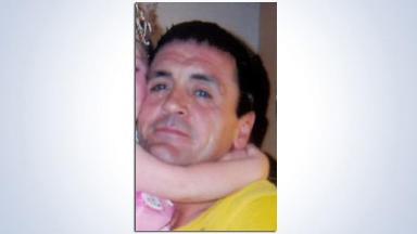 Steven Larkin, who was found dead in a close in Stravanan Road, Castlemilk, Glasgow, on Sunday December 7.