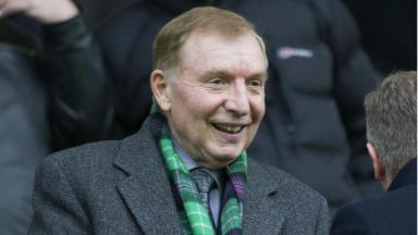 Edinburgh Award: Sir Tom Farmer is the latest recipient.