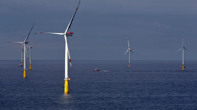 Renewables: Project could give a boost to green energy.