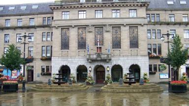 Dundee: Council targeting savings of £15.7m.