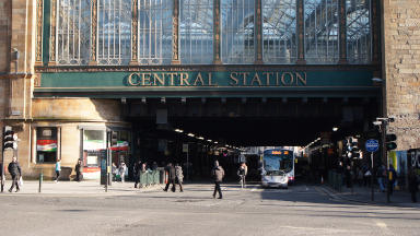 Central Station: Man injured in attack.