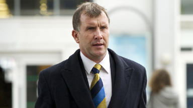 Scottish FA chief executive Stewart Regan.