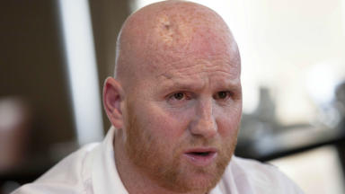 John Hartson in one of 70 applicants for the Hamilton manager's job.
