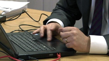 Success: Edinburgh will enjoy ultra-fast broadband.