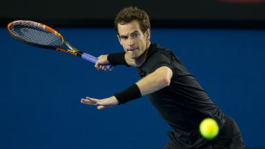 Andy Murray, Australian Open 2015, Grigor Dimitrov
