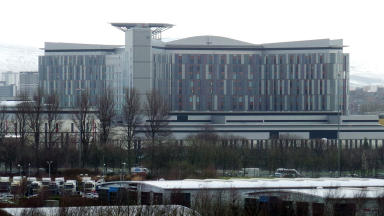 New Southern General Hospital in Glasgow wide show Uploaded January 28 2015