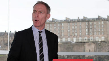 Unlucky Jim: Scottish Labour leader Jim Murphy faces disaster.