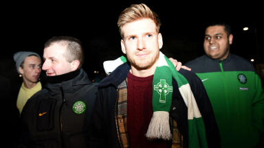 Stuart Armstrong, Dundee United, Celtic