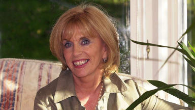 Ann Gloag: The entrepreneur called police after the Perthshire robbery.