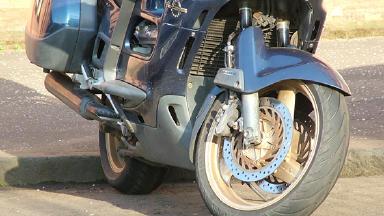 Motorbikes: Six injured across Grampian.