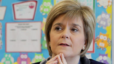 Nicola Sturgeon: Plans for standardised school testing.